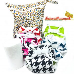 kit lavabili  naturalmamma