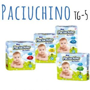 paciuchino tg 5